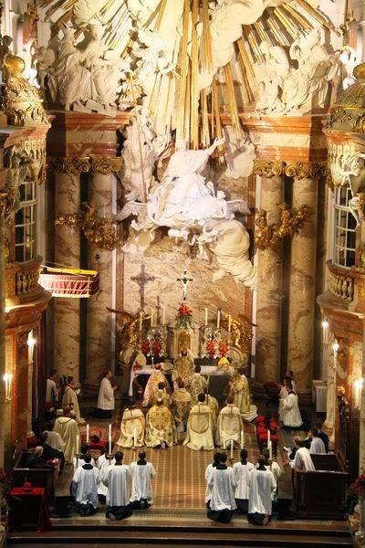 TM St. Charles's Church Vienna, Austria